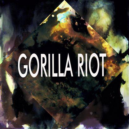 Gorilla Riot mini-album cover